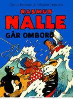 Rasmus Nalle går ombord - Carla Hansen,Vilhelm Hansen