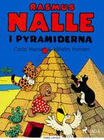 Rasmus Nalle i pyramiderna - Carla Hansen,Vilhelm Hansen
