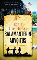 CLUE - Salamanterin arvoitus - Jørn Lier Horst