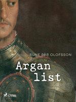 Argan list - Rune Pär Olofsson