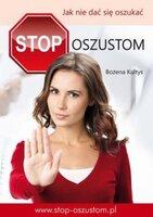 Stop oszustom - Bożena Kultys