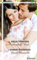 Kärlek i praktiken / Kvinnan på stranden - Carol Marinelli,Annie O'Neil