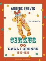 Cirkus og gøgl i Odense 1640-1825 - Anders Enevig