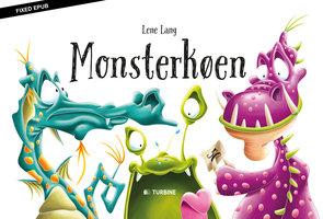 Monsterkøen - Lene Lang