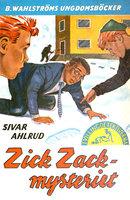 Zick-zack-mysteriet - Sivar Ahlrud