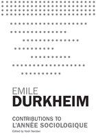 Contributions to L'Année Sociologique - Emile Durkheim