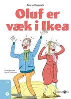 Oluf er væk i Ikea - Marie Duedahl