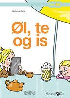 Øl, te og is - Kirsten Ahlburg