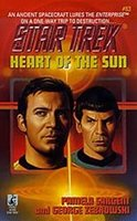 Heart Of The Sun Star Trek 83 - George Zebrowski,Pamela Sargent