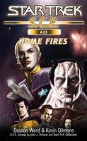 Star Trek: Home Fires - Kevin Dilmore,Dayton Ward