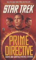 Prime Directive - Judith Reeves-Stevens