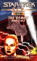 Star Trek: The Demon Book 2 - Loren Coleman,Randall N. Bills