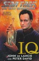 I, Q - John De Lancie, Peter David