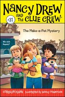The Make-a-Pet Mystery - Carolyn Keene