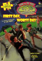 First Day, Worst Day - Franklin W. Dixon