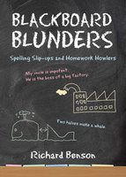 Blackboard Blunders - Richard Benson