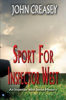 Sport For Inspector West - John Creasey