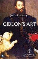 Gideon's Art - John Creasey
