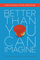Better Than You Can Imagine - Patrick Quinn,Ken Roach