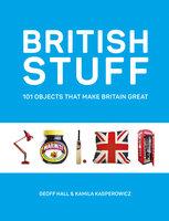 British Stuff - Geoff Hall, Kamila Kasperowicz