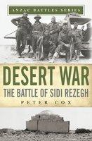 Desert War - Peter Cox