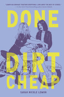 Done Dirt Cheap - Sarah Nicole Lemon