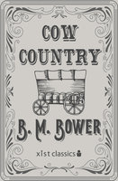 Cow-Country - B.M. Bower