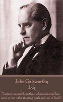 Joy - John Galsworthy