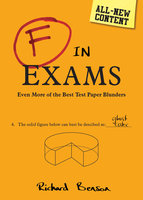 F in Exams - Richard Benson
