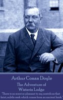 The Adventure of Wisteria Lodge - Arthur Conan Doyle