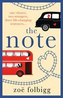 The Note - Zoe Folbigg