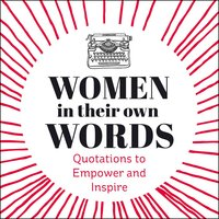 Women in Their Own Words - Rebecca Foster