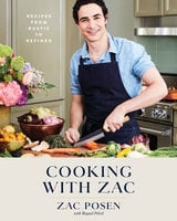 Cooking with Zac - Zac Posen,Raquel Pelzel