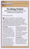 The Allergy Problem - Monica Segal