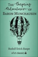 The Surprising Adventures of Baron Munchausen - Rudolf Erich Raspe