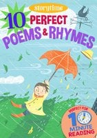 10 Perfect Poems & Rhymes for 4-8 Year Olds (Perfect for Bedtime & Independent Reading) (Series: Read together for 10 minutes a day) (Storytime) - Arcturus Publishing