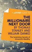A Joosr Guide to... The Millionaire Next Door by Thomas Stanley and William Danko - Joosr