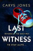 Last Witness - Carys Jones
