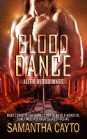 Blood Dance - Samantha Cayto