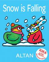 Snow is Falling - Altan
