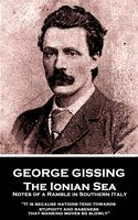 By the Ionian Sea - George Gissing