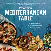Prevention Mediterranean Table - The Prevention,Marygrace Taylor,Jennifer McDaniel