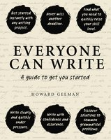 Everyone Can Write - Howard Gelman
