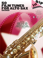 Dip In: 50 Film Tunes for Alto Sax - Wise Publications