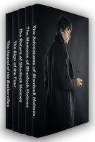 Sherlock Holmes Collection: The Complete Stories and Novels - Sir Arthur Conan Doyle