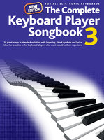 The Complete Keyboard Player: New Songbook #3 - Wise Publications