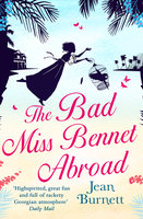 The Bad Miss Bennet Abroad - Jean Burnett