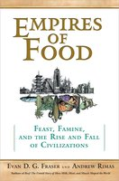 Empires of Food: Feast, Famine, and the Rise and Fall of Civilizations - Andrew Rimas, Evan Fraser