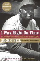 I Was Right On Time - David Conrads,Buck O'neil