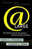At Large: The Strange Case of the World's Biggest Internet Invasion - David H. Freedman, Charles C. Mann